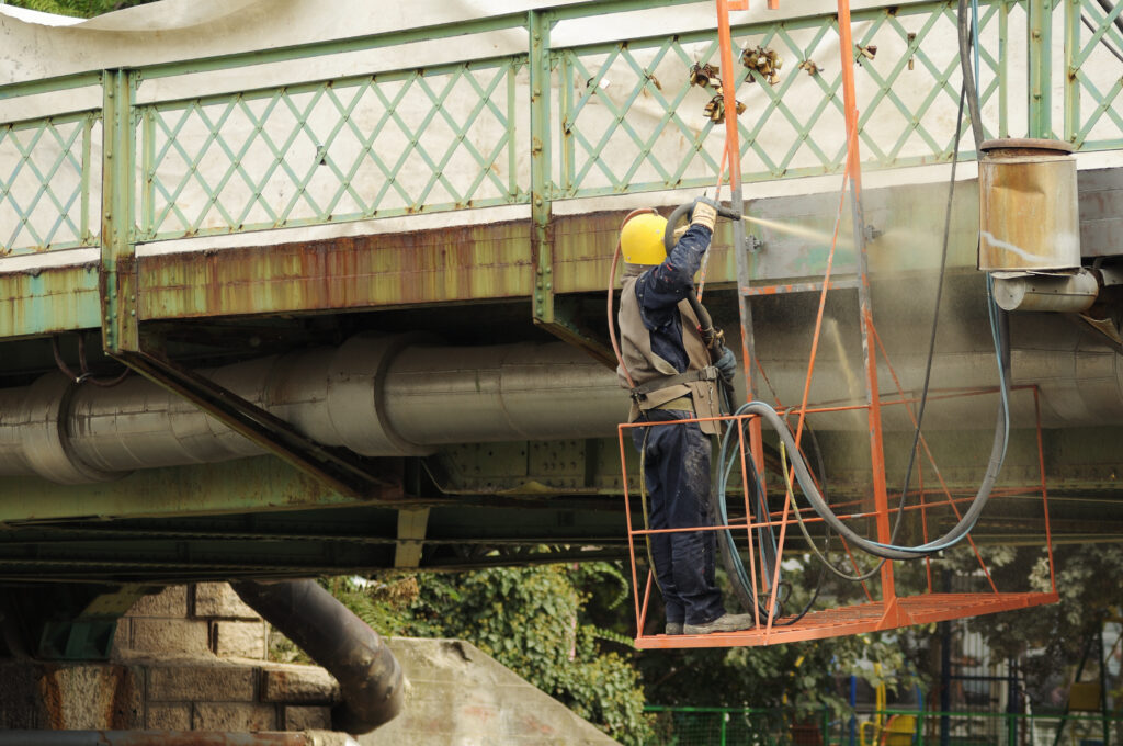 How to Prevent Rust and Corrosion in Steel with Sandblasting